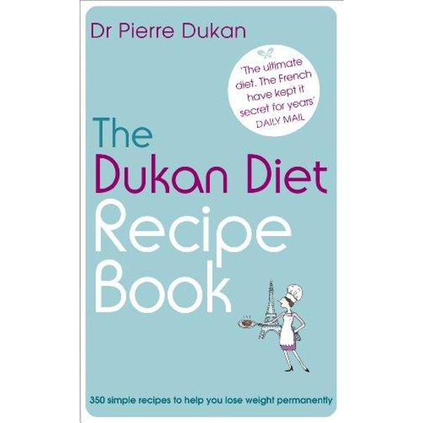 dukan diet receipe book